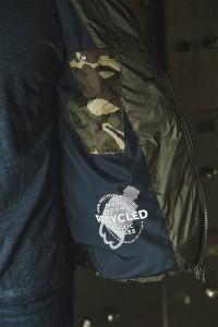 Replika Jeans - Winterjas Recycled Groen