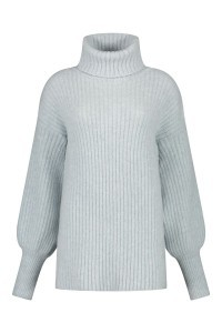 Only M Coltrui - Oversized lichtblauw