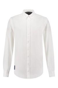 Replika Jeans Overhemd White