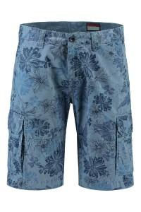 Paddocks Jeans Bermuda - Blauw