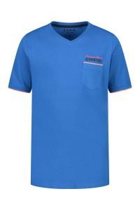 SOHO T-Shirt - Laguna Beach Blue