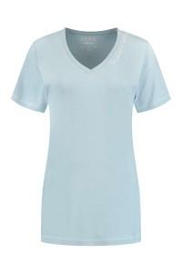 SOHO V-Neck Shirt - Future Skyline