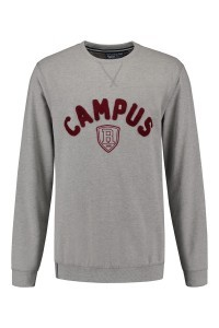 Replika Jeans Sweater - Campus Grijs