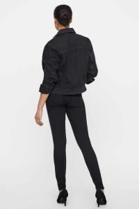 Vero Moda Tall - Spijkerjack Katrina zwart