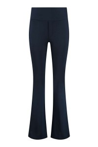 Chiarico - Flare Pants Navy