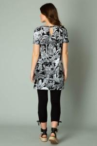 Yest Shirt - Ila Black