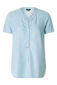 Yest Shirt - Kaley Bleach Blue