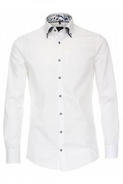 Venti Modern Fit Overhemd - Hai Wit