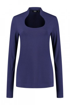 Chiarico - Top Angeline Navy