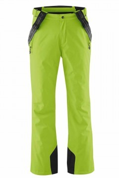 Maier Sports - Anton Skibroek Lime Green Lengte 36