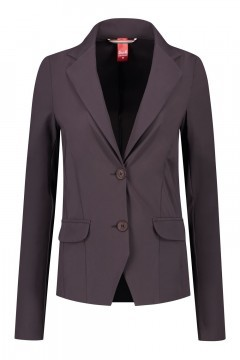 Only M Blazer - Sporty Chic paars