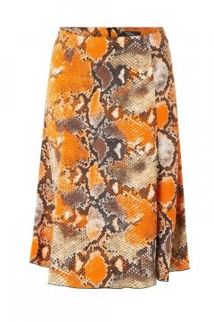 By Beau Rok - Snake Orange