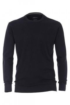 Casa Moda gebreide sweater - Donkerblauw