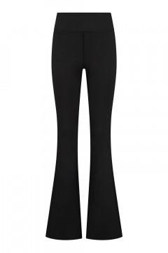 Chiarico - Flare Pants Zwart