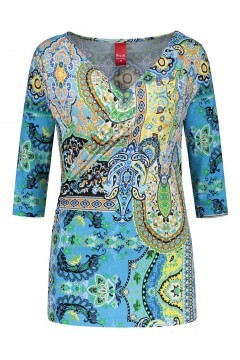 Only M - Overslagtop Paisley