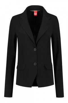 Only M Blazer - Sporty Chic zwart