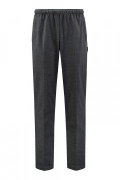 Authentic Klein - Joggingbroek Antracietgrijs lengte 36