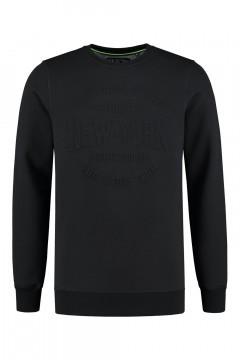 Kitaro Sweater - NY Sports relief zwart