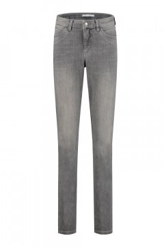 MAC Jeans Melanie - Light Grey Random Stretch
