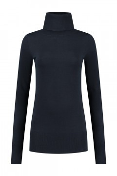 Only M - Coltrui Basic Donkerblauw