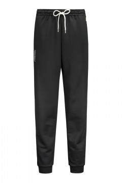 Panzeri Trainingsbroek Park Slim Fit - Zwart
