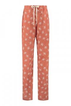 We Love Long Legs - Pyjamabroek Ginkgo Orange