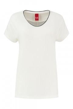Only M - Ruimvallende top wit