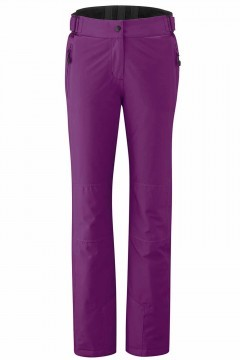 Maier Sports - Vroni Skibroek Grape lengte 34