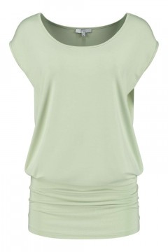 Yest Top - Yelitza Light Aqua Green
