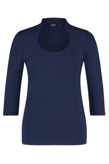 Chiarico - Top Angel Dark Blue
