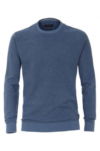 Casa Moda gebreide sweater - Hemelsblauw