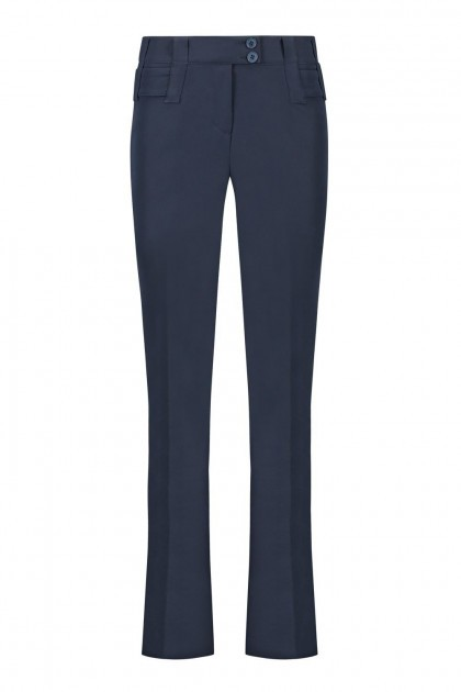 Only M Pantalon - Sienna Wide Navy
