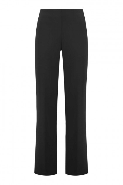 Only M Pantalon - Celine Wide zwart