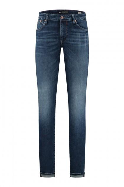 Mavi Jeans Marcus - Dark Ripped Ultra Move