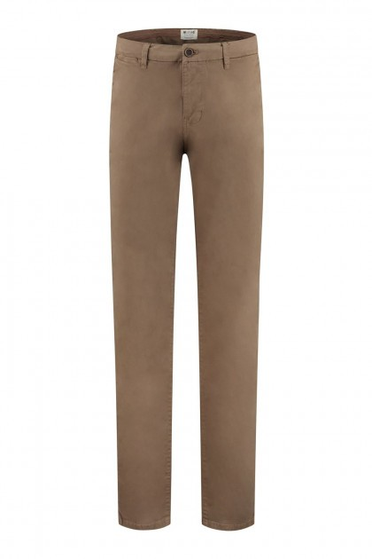 Mustang Jeans - Slim Chino Brown