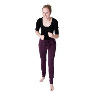 We Love Long Legs - Joggingbroek bordeaux