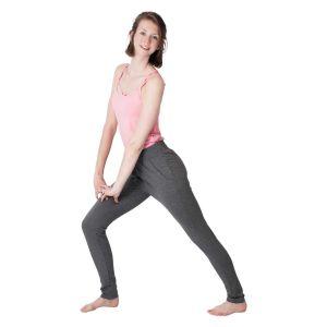 We Love Long Legs - Joggingbroek grijs