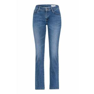 Cross Jeans Lauren - Mid Blue Used