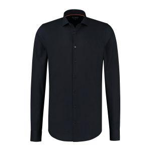 No Limit - Overhemd Modern Fit Zwart