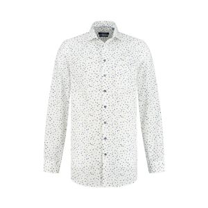 Ledûb Modern Fit Overhemd - Cool Dots