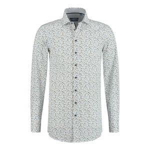 Ledûb Modern Fit Overhemd - Multi Print
