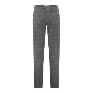 MAC Jeans - Lennox Steel Blue Checkered