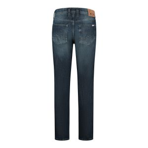 Mustang Jeans Oregon Tapered - Dark Blue Used