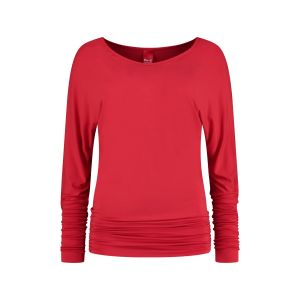 Only M - Top Bamboo Red