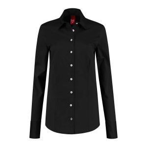 Only M - Blouse Basic Zwart