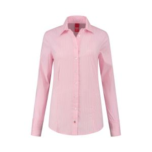 Only M - Blouse Righe Pink