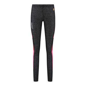 Panzeri dames hardlooptight - Turbo zwart/roze