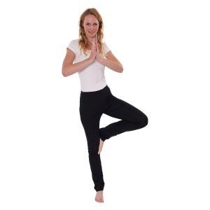We Love Long Legs - Yogabroek zwart