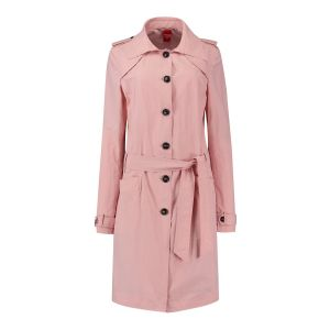 Only M Trenchcoat - Imprime Roze